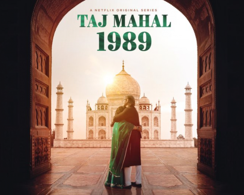 Taj Mahal 1989 (indian romantic web series))
