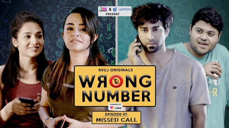 Wrong Number (best webseries)