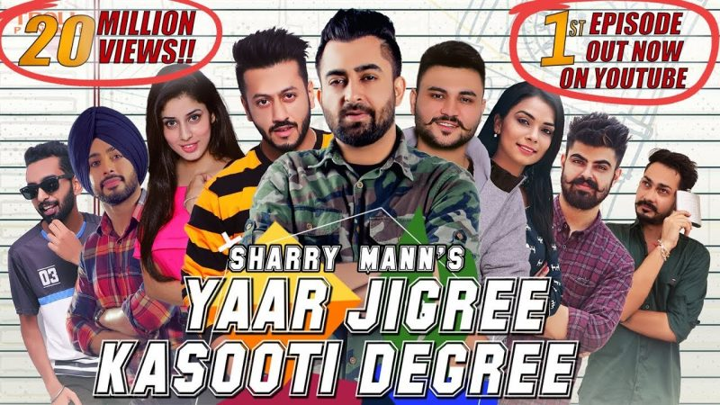 Yaar Jigree Kasooti Degree (Best Punjabi Webseries)