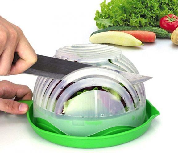360 Cut - Easy Kitchen Cutting Bowl