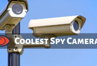 Coolest Spy Cameras