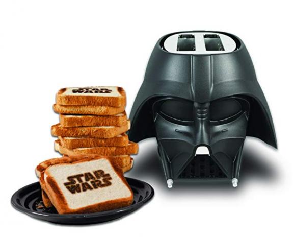 Darth Vader Bread Toaster