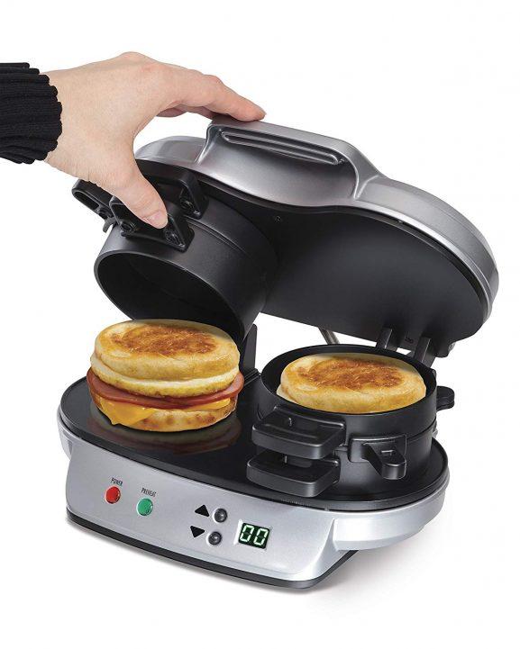 Hamilton Beach Multi Breakfast Sandwich Maker