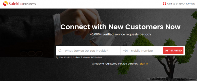 List Your Business on Sulekha