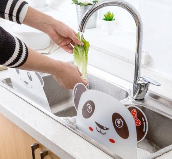 Panda Guard - Kitchen Sink Splash Guard