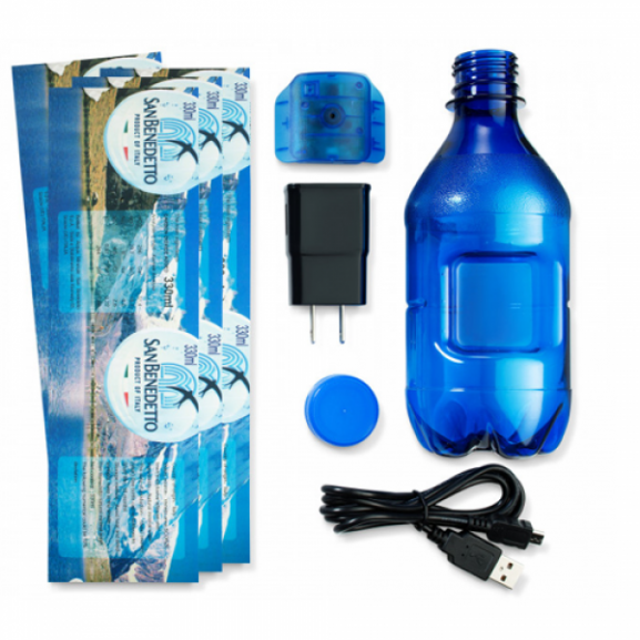 Reusable Water Bottle Camera