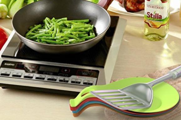 SpoonRest - Silicone Spoon Ladle
