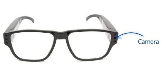 Surveillance Glasses