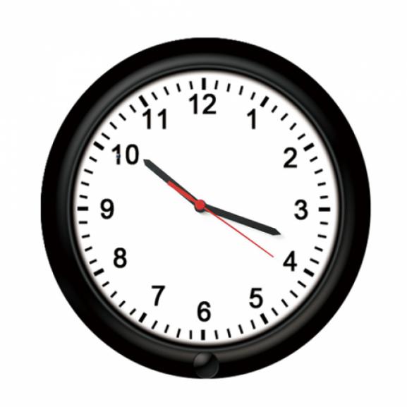 Wall Clock Cam