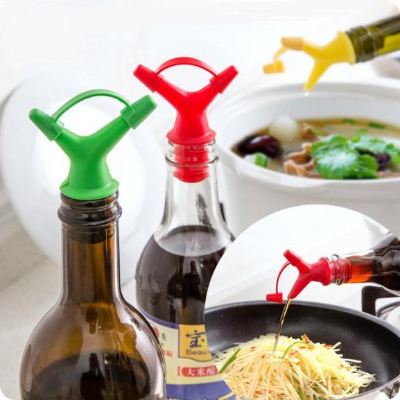 QuickStop Wine Spout