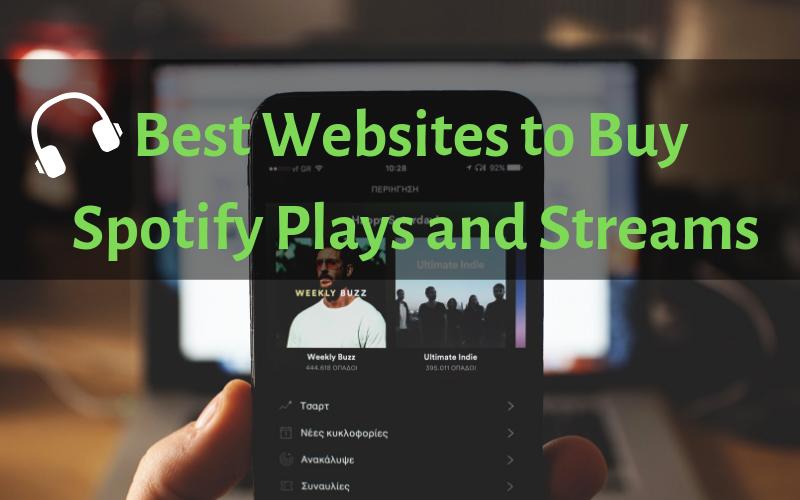 25 <b>Best</b> Sites to Buy <b>Spotify</b> Plays, Followers & <b>Streams</b> in 2021