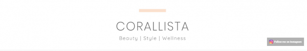 Corallista: Best Beauty Tips Channel