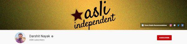 Darshit Nayak: Best Music Channel