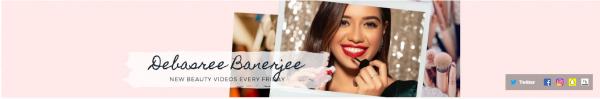 Debasree Banerjee: Best Beauty Tips Channel