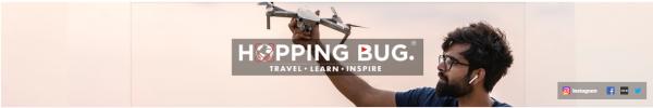Hopping Bug: Best Travel Vlogger