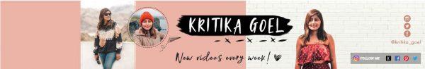 Kritika Goel: Best Travel Vlogger