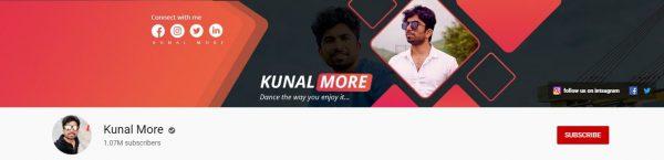 Kunal More: Best Dance Channel