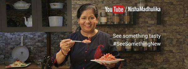 Nisha Madhulika: Best Food Channel