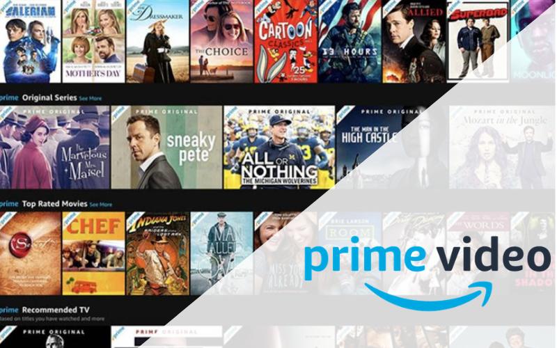 Amazon Prime Vedio