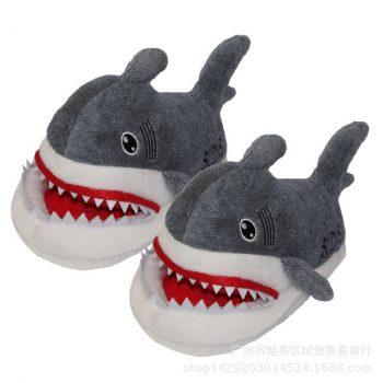 Sharky Slippers