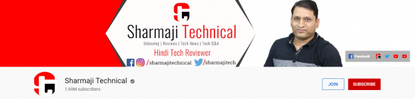 Sharmaji Technical: Best Tech Channel