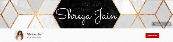 Shreya Jain: Best Beauty Tips Channel