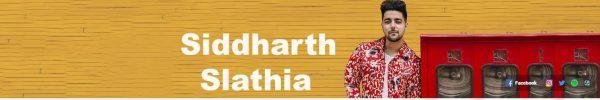 Siddharth Slathia: Best Music Channel