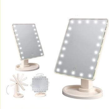 Touch Light Vanity Mirror