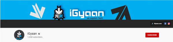 iGyaan: Best Tech Channel