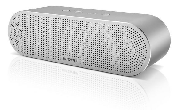 BlitzWolf BW-AS1 Wireless Speaker Design