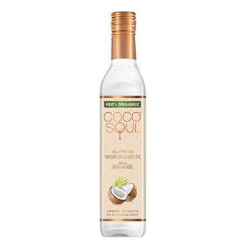 COCO SOUL COLD PRESSED VIRGIN COCONUT OIL