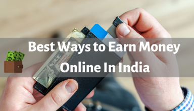 Earn Money Online In India