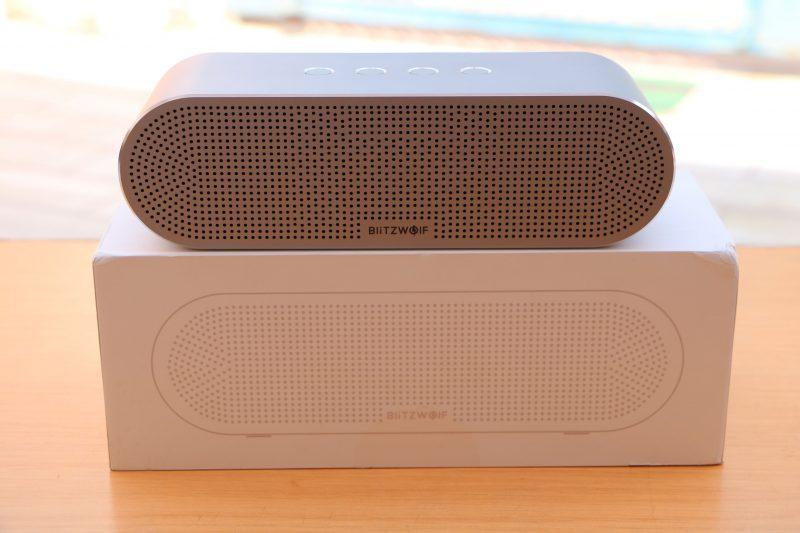 BlitzWolf BW-AS1 Wireless Speaker Box Contents