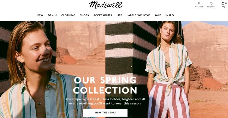 Madewell Store Like Charlotte Russe