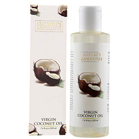 NATURE'S ABSOLUTE VIRGIN COCONUT OIL