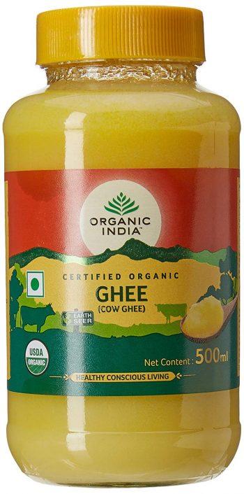 Organic India Pure Ghee