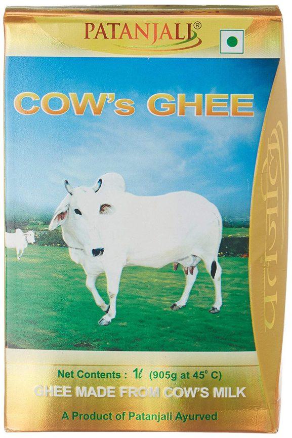 Patanjali Cow's Ghee