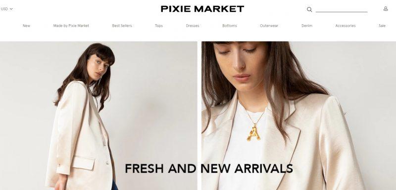 Pixie Market: Stores like lulus