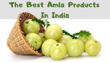The Best Amla Products In India