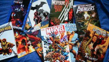 all Marvel Stories