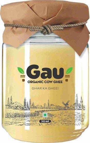 gau organic cow ghee