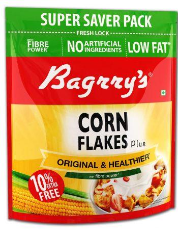 Bagrry's Corn Flakes Plus