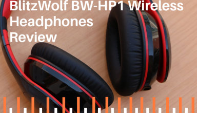 BlitzWolf BW-HP1 Wireless Headphones Review