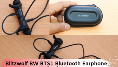 Blitzwolf BW BTS1 Bluetooth Earphone
