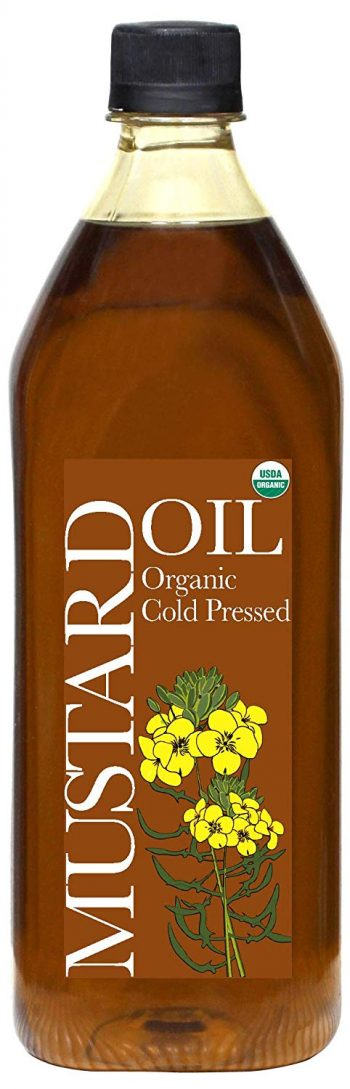 Daana Premium Organic Mustard Oil