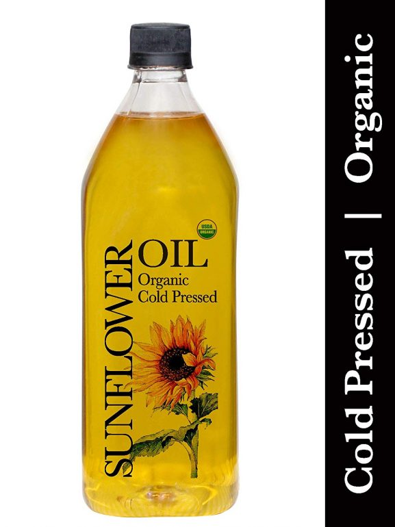 Daana Premium Organic Sunflower Oil