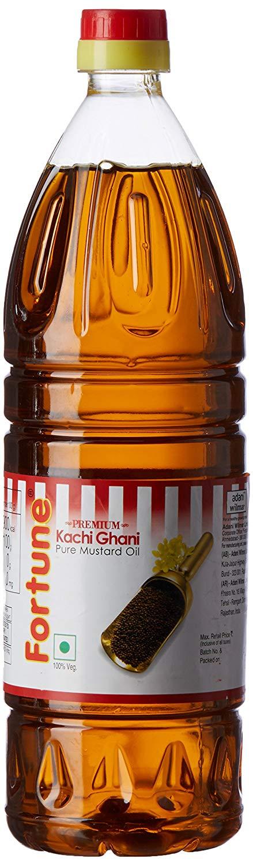 Fortune Kachi Ghani Pure Mustard Oil
