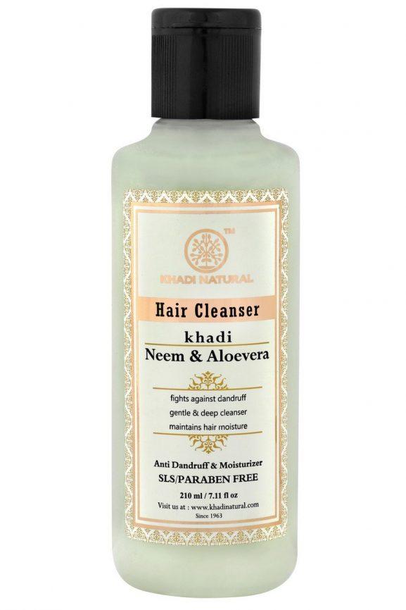 Khadi Neem and Aloe Vera Herbal Shampoo