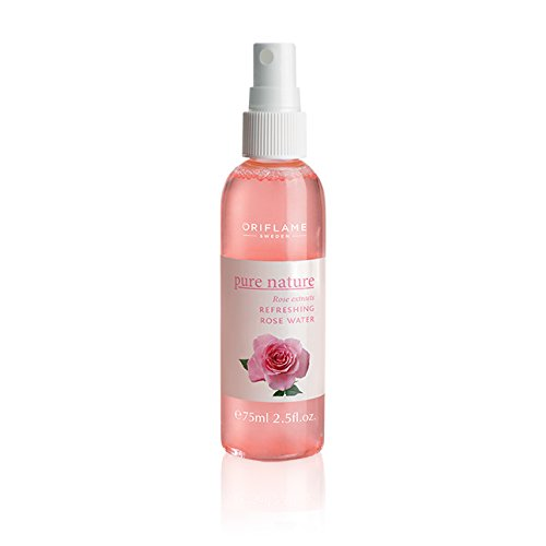 Oriflame Pure Nature Rose Extracts Refreshing Rose Water