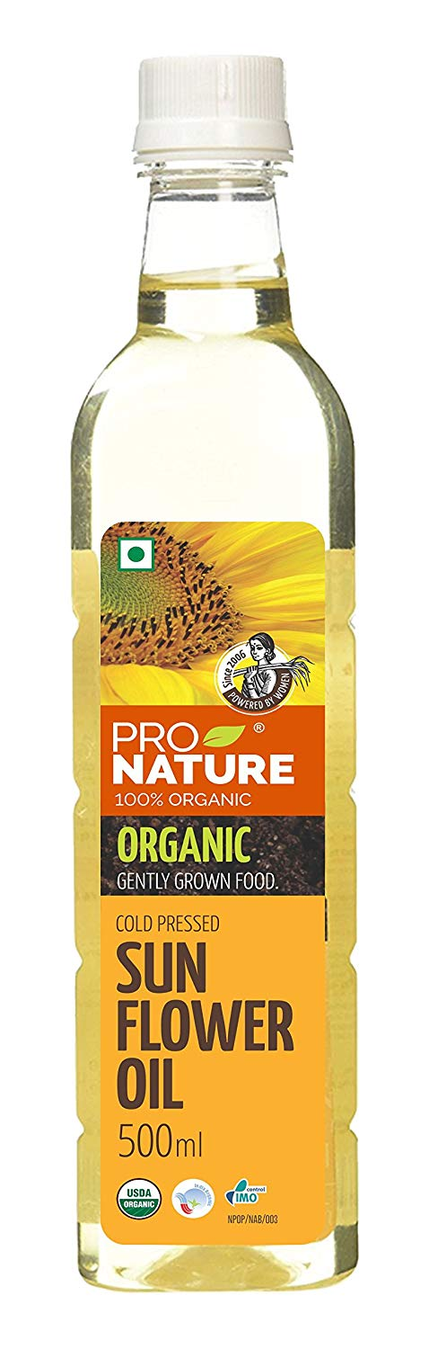 Pro Nature Sunflower Oil